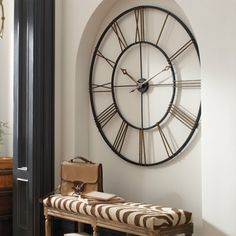 (could be cool in loft) Postema Gallery Wall Clock