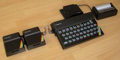 Spectrum, Computers, Electronics, Retro, Retro Illustration, Consumer Electronics