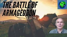 The battle of Armageddon Bible Teachings, His Eyes, Battle, Words, Videos, Youtube, Horse, Youtubers