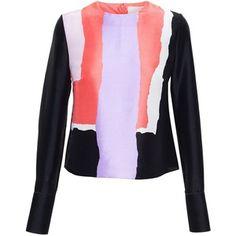 Roksanda Printed Silk Shirt