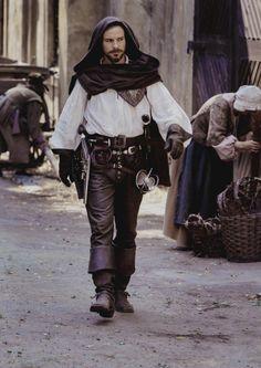 Aramis - Santiago Cabreras - The Musketeers