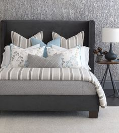 Thom Filicia Luxury Bedding by Eastern Accents - Chatham Collection