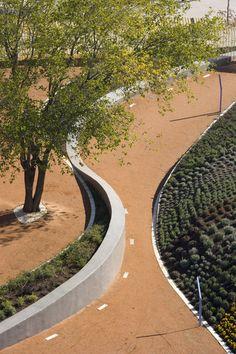 Project: Eras De Cristo   Designer: Federico Wulff Barreiro  Location: Granada. Spain    http://www.landezine.com/index.php/2011/12/granada-landscape-architecture-2/