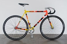 #PlasconNCW ideas: Spray Paint your Bicycle in rainbow colours!