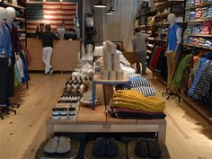 Unionmade, founded by apparel industry pros Todd Barket & Carl Chiara is another fine shop in SF offering garments that are simple, durable & timeless.  http://well-spent.com/2011/07/20/on-the-line-unionmade/  unionmadegoods.com