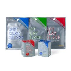 Art Clay Silver hmoty