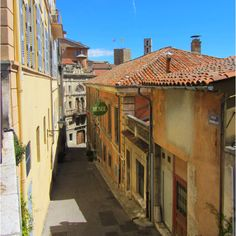 Village in Grasse on the French Riviera :-)