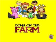 This is an interactive writing activity for the entire class or for a writing center. Students move the graphics to where they want on the farm pic...