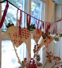 Morsomme å lage, og veldig dekorative. Origami, Advent, Christmas, Baking, Bread Making, Patisserie, Bakken, Bread, Backen