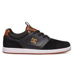 dcshoes, Men's Cole Signature Shoes, BLACK/BROWN/WHITE (xkcw)