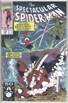 Title: Spectacular Spider-Man (Peter Parker) | Year: 1976 | Publisher: Marvel | Number: 175 | Print: 1 | Type: Regular | TitleId: 5d40f9ff-adb2-4cbd-8b93-352766854c89