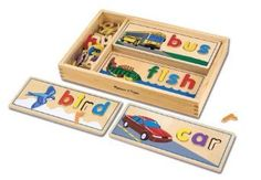 Melissa & Doug Toys - See & Spell for only $18.99