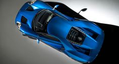 #Ford #GT gets Gorilla Glass windshield to save weight