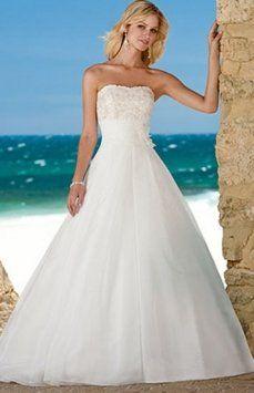 2 Be Bride Wedding Dress $150