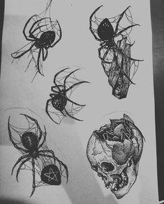 Creepy Tattoos, Dope Tattoos, Dream Tattoos, Badass Tattoos, Black Tattoos, Tattos, Hand Tattoos, Body Art Tattoos, Sleeve Tattoos