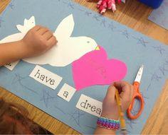Dream Big Kinders: MLK- Martin Luther King, Jr. Activities for Kindergarten