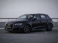 Audi RS3 8V von MTM: Hardcore-Sportback jagt auf 303 km/h in der Spitze