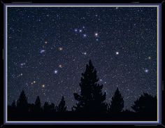"""Aquarius. (Photo: Bill & Sally Fletcher) This constellation's most distinctive feature is a trefoil-shaped group of four stars (in the center of the picture) that marks the water carrier's jar. From the jar, a stream of faint stars cascades down towards bright Fomalhaut. Mona Evans, """"Absolute Beginners - Autumn Skies"""" http://www.bellaonline.com/articles/art27364.asp"""