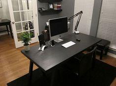 21 DIY Computer Desk Ideas That Make More Spirit Work