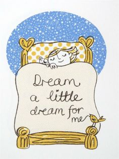 Dream a Little Dream For Me by Lisa Stubbs
