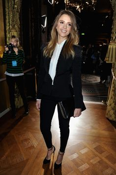 Jessica Alba Photo - Stella McCartney - Front Row - PFW F/W 2013
