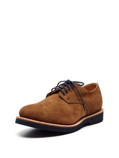 Walk-Over Gary Derby Shoes