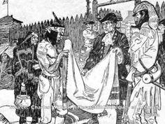 Les coureurs des bois en Nouvelle-France vers 1645 - YouTube