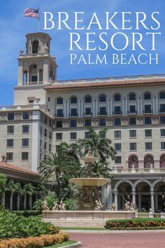 Amazing things to do in West Palm Beach including the Flagler Museum, day trips to Bahamas, the Breakers Palm Beach resort and many Palm Beach attractions Palm Beach Resort, West Palm Beach Florida, Destin Beach, Beach Trip, Usa Travel Guide, Travel Usa, Travel Info, Travel Ideas, Travel Inspiration