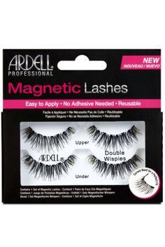 f68d15c6a93 Ardell Faux Mink-812 Black Adhesive False Lashes eyelashes Natural ...