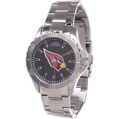 475bc5c37 Men s Arizona Cardinals Jack Mason Brand Color Sport Bracelet Watch