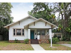 2325 13th St S, St Petersburg, FL 33705 — SHORT SALE. Well maintained old Florida Craftsman house with original wood floors, wood burning fireplace, newer roof, new A/C with warranty, and 9.5 ft. ceilings. This home offers a large back yard, large bedrooms, and inside utility. Only 4 blocks from the water and a short 10 minute drive to Downtown Saint Petersburg, this home also offers easy access to I275, Saint Petersburg's stunning beaches, and Tampa International airport.