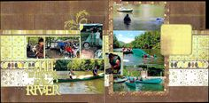 Life is Better on the River - Scrapbook.com