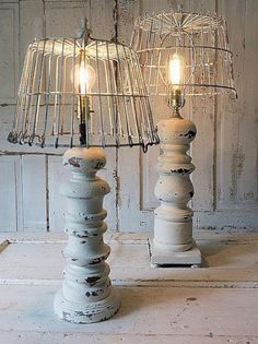 Stunning rustic table lamps design ideas 04
