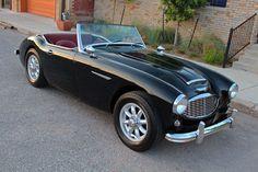'58 Austin Healey 100/6