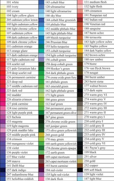 images of faber castell markers color chart