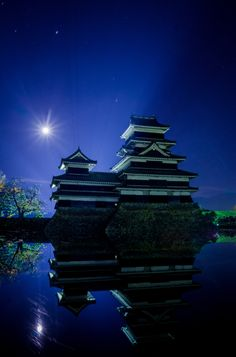 Matsumoto Castle, Japan 松本城