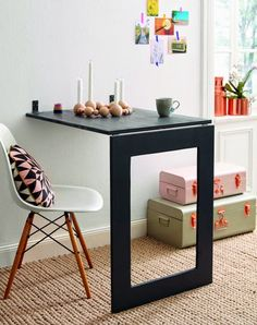 Ohoh Blog - diy and crafts: DIY Monday # Dining table