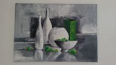 Tableau : Nature morte moderne Artiste : sanpao Style : Art figuratif http://aruvart.com/tableaux/tableau-Nature-morte-moderne-3337