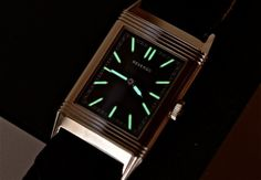 Ruminations + Photo Essay: The Jaeger-LeCoultre Grande Reverso Ultra-Thin Tribute To 1931 US Limited Edition