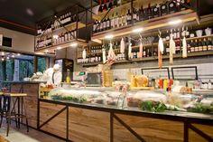 Bonhomía Salumería Deli & Restaurant by Blaster Design