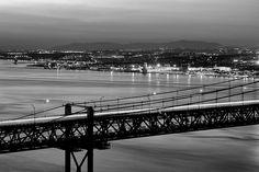 25 April Bridge Over Tagus River
