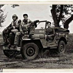 jeep drivers
