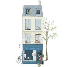 Postcards from Paris - Alicia Varela