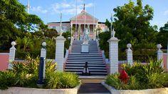 Government House, Nassau, Bahamas.