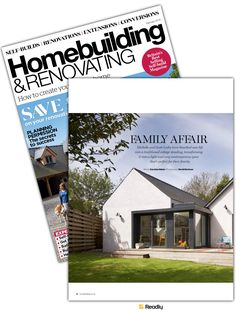 Suggestion about Homebuilding & Renovating Feb 2019 page 44 Family Affair, New Life, Britain, Building A House, Cottage, Outdoor Decor, Home, Cottages, Ad Home