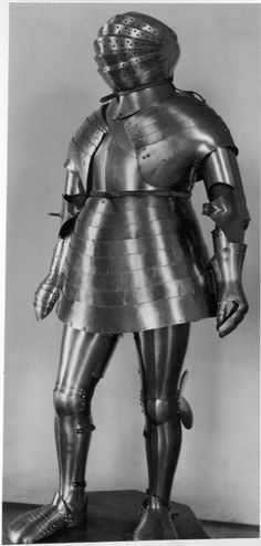 Extant 15th century Milanese armour -- myArmoury.com