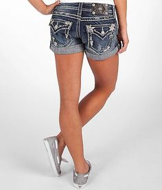 Buckle shorts...