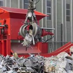 Shanghai Metals Market found operations at Chinese secondary aluminium producers continued to increase in October, as overall demand in the . Recycling Steel, Scrap Recycling, Garbage Recycling, Copper Prices, Metal Prices, Metal For Sale, Metal Shop, Copper Art, Copper Metal