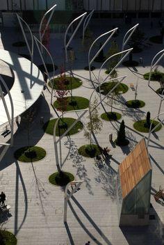 Indautxu Square / JAAM sociedad de arquitectura - 谷德设计网