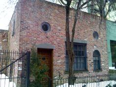 I used to sleep over my friend Davisha's house when she lived here when we were teenagers...those were magical times.